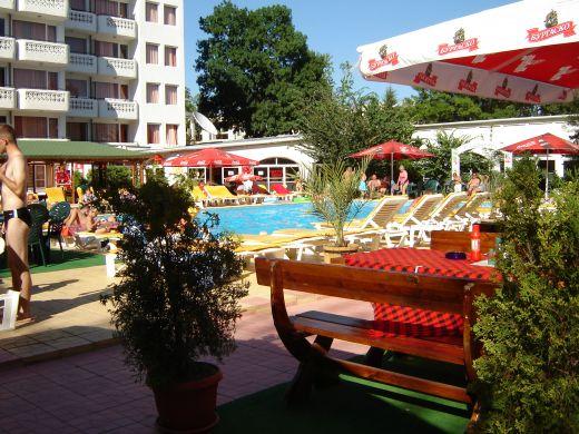 Polyusi Hotel Sunny Beach