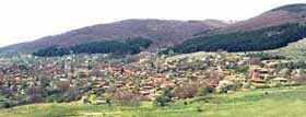 Village of Zheravna