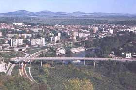 Town of Mezdra