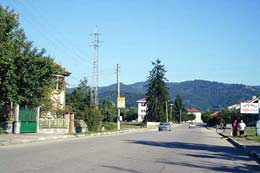 village of Oreshak